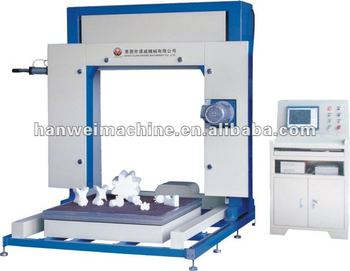 HW01 2000 CNC foam cutting machine(wire)