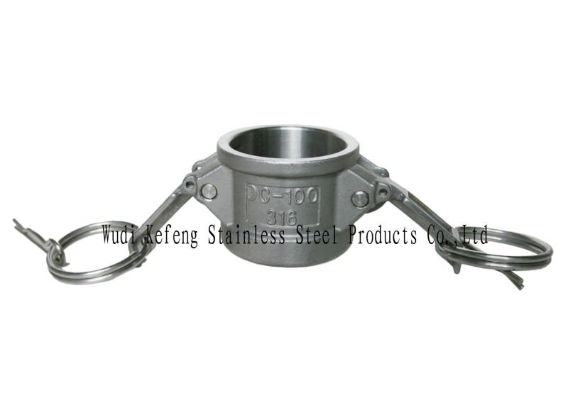stainless steel omega coupling