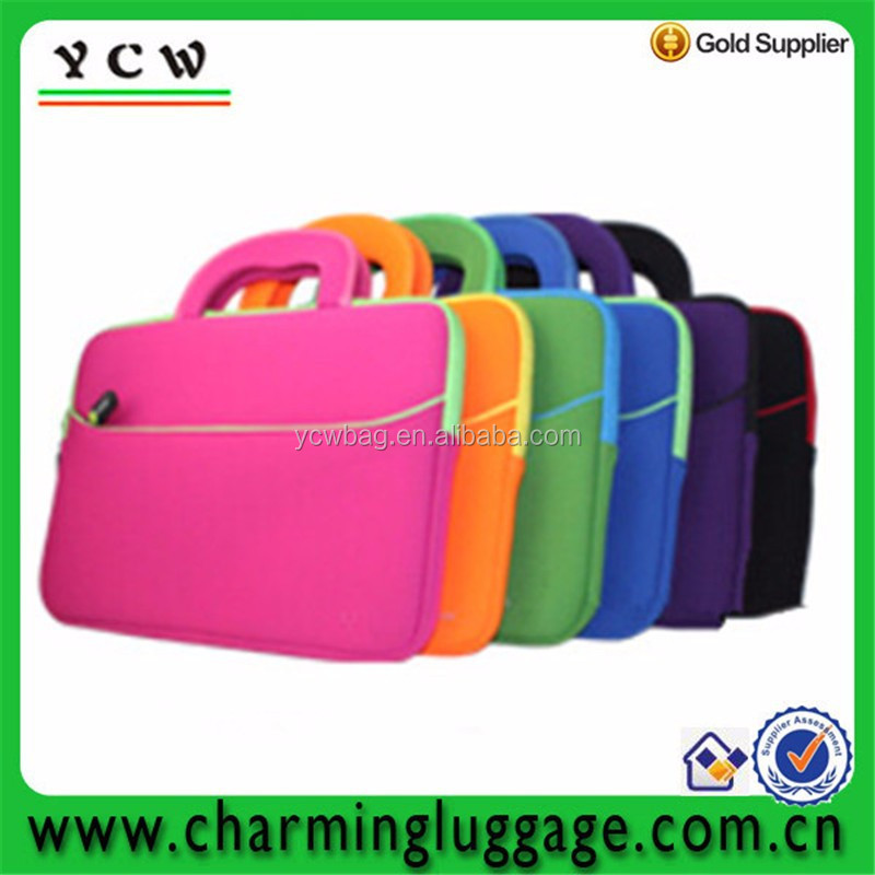 New design tablet pc neoprene laptop sleeve