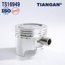 Factory price engine parts motorcycle pistons dt125
