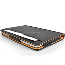 High Quality Leather Case For Ipad Air with Sleep Wake