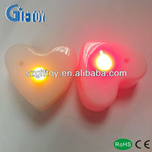 electronic led multi-colored flameless candle