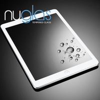 Nuglas new product 2015 screen protectors,0.3mm ultrathin anti-scratch tempered glass screen protector for iPad Mini 2