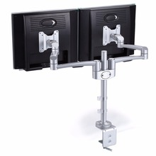 Hanging Adjustable Dual Triple LCD Monitor Stand
