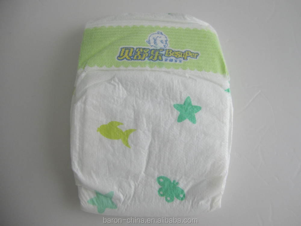 cute disposable and hot sexy baby diaper from China factory