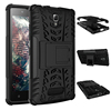 New arrival Hard Plastic rugged hybrid tpu pc cove kickstand Mobile phone case for Lenovo A2010