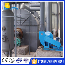 Waste Engine Oil Vacuum Distillation System machine in Turkey