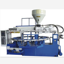 Shoe sole injection molding machine, leather shoe mould making machines