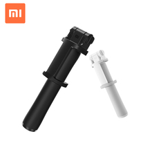 Original Xiaomi Stainless Metal Extendable Handheld Foldable Wired Monopod Bluetooth Selfie Stick