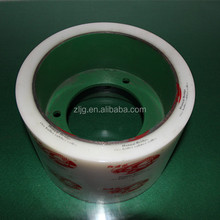 6inch cast iron drum rice hull rubber roll