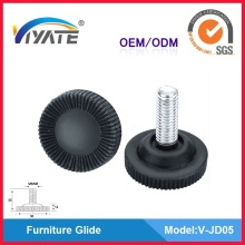 Furniture Legs Plastic Adjustable Leveling Feet