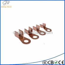 Skillful manufacture open nose terminal types for electrical cable
