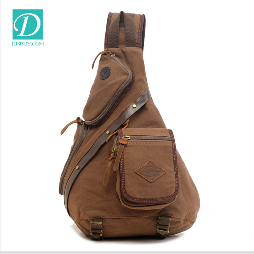 Fashion trend quality men crossbody bag shoulder bags