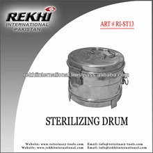 Surgical sterilizing drum ,Surgical sterilizing drum Surgical instruments,holloware