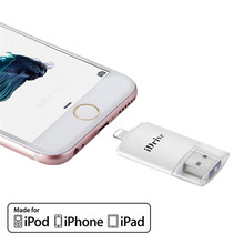 Hot Drive Reader Flash Fat32 exFAT Faster External Storage Memory USB Flash USB 2.0 for iphone 6 Computer Mac