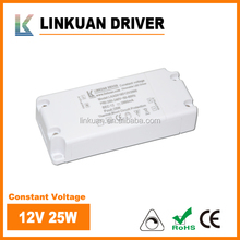 CE triac dimming constant voltage 12v 18w led driver