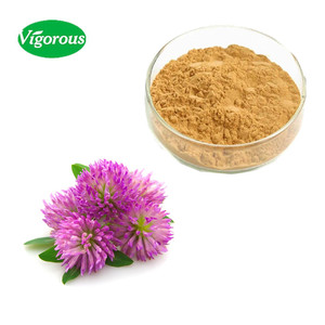 Puret 20 isoflavones natural red clover extract powder