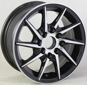 13 inch et 30 car alloy wheel rims with 4x100