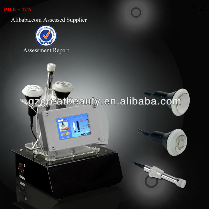 very hot!!!radio frequency cavitation weight loss equipment
