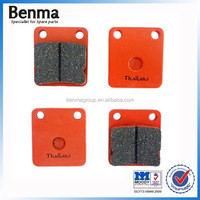 Brake disc pad with Top quality go kart,brake pads for motorcycle