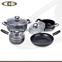 7pc Cookware set for kitchen