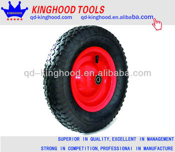 Multipurpose Rubber Wheel ,Wheels For wheelbarrow Trolley