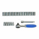 CROWNRICH 20PCS Tool Set for Home Auto Repairing Kit
