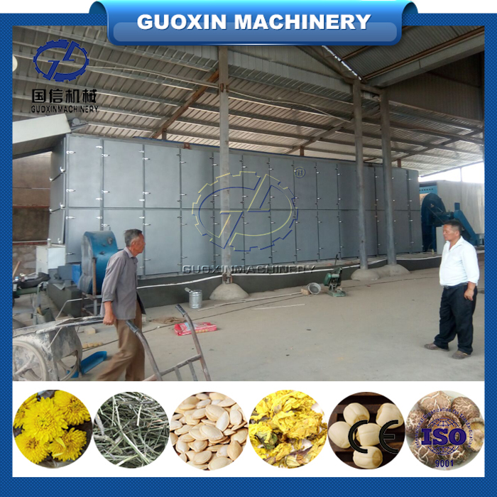 2017 latest Good performance equipment for drying fruits and vegetables