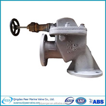 5K80 Marine Industry Water Angle Storm Valve