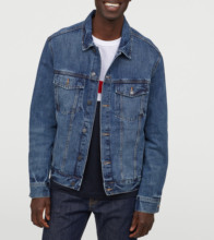 High Quality New Design 2019 Fashion <strong>Men's</strong> Denim <strong>Jacket</strong> Wholesale Custom