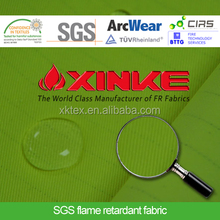 water repellent&anti-bacterial and flame retardant fabric
