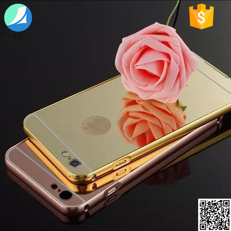 Most popular mirror phone case for iphone 7 cell phone accessory for iphone 7 plus