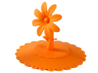 2014 hot selling small flower silicone pot lid
