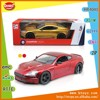 1:12 scale remote controlled toy racing car , plastic model car,rc car engine