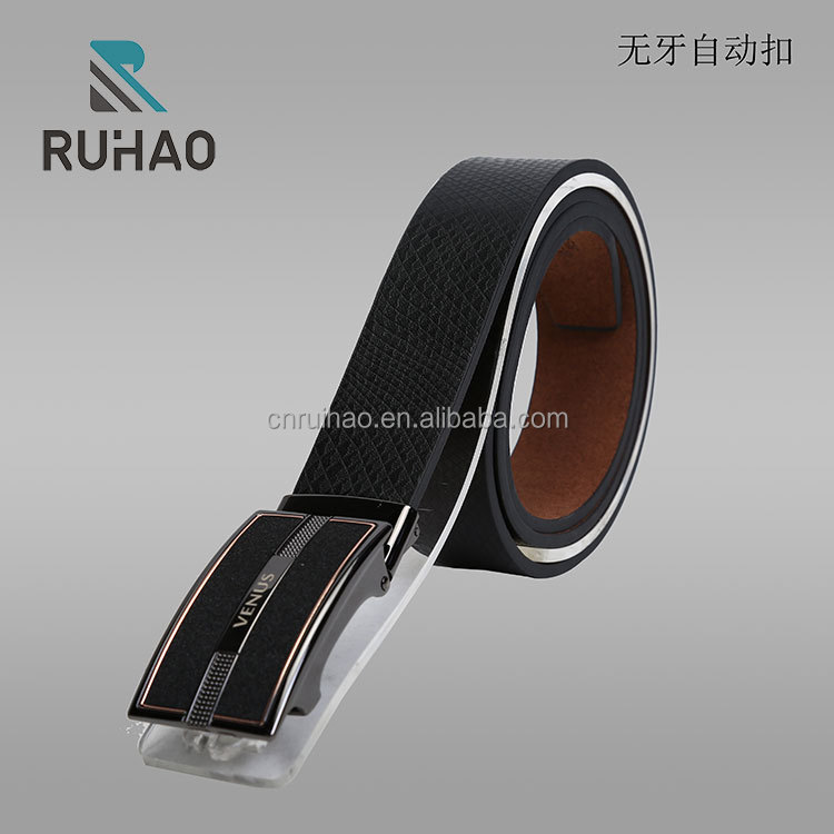 Factory OEM design leather belts for man belt leather