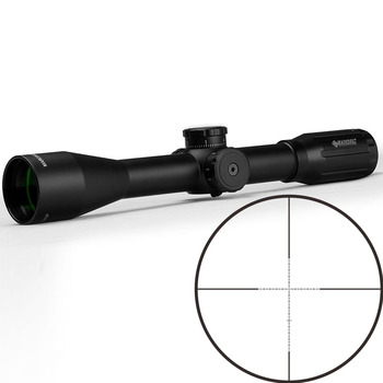 Marcool tactical 10X44 mil-dot reticle Riflescope, air hunting rifle scope