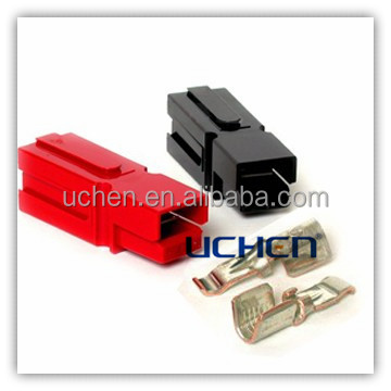 quick connector single pole female jack connector Uchen SP15-180 600V