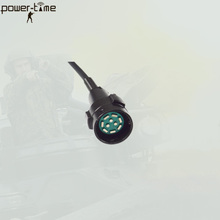 10 pin u77 connector for Helmet headset DH-132