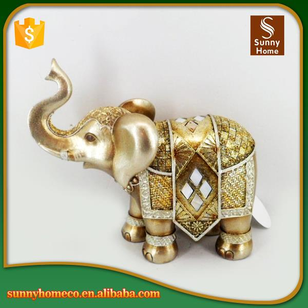 Elephant home decoration,polyresin craft