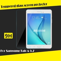 "For Samsung Galaxy Tab A 8.0"" 9.7"" Premium Tempered Glass Screen Protector Tablet Toughened Protective Film"