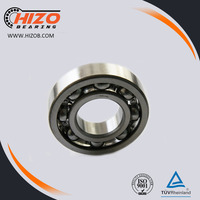 made in china stainless steel balls linear guide open p2 ball bearing for motorcycles