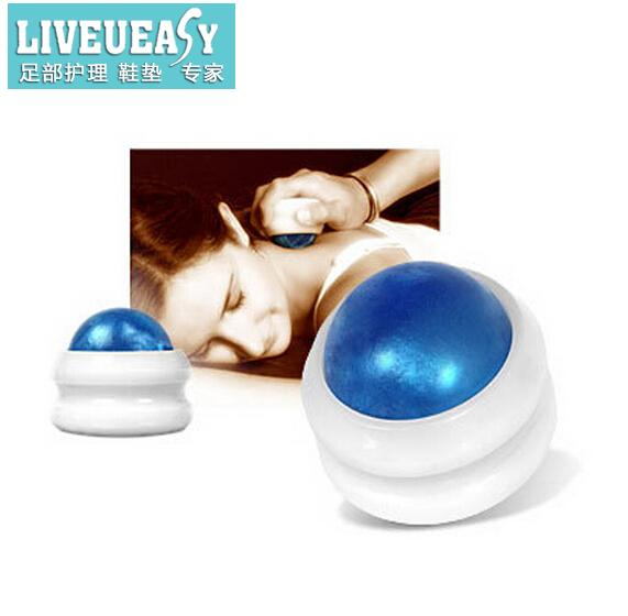 Health Care Body Secrets Massage Roller Relax Ball Back Roller Massager Pain Relief And Relaxation