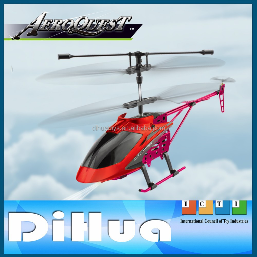 China Metal Structure 3.5 Channel RC Helicopter