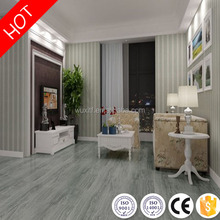 Sound absorbing wood embossed pvc flooring from China