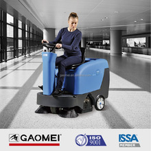 R-QQS Road Cleaning Ride on Style Rotary Floor Sweeper
