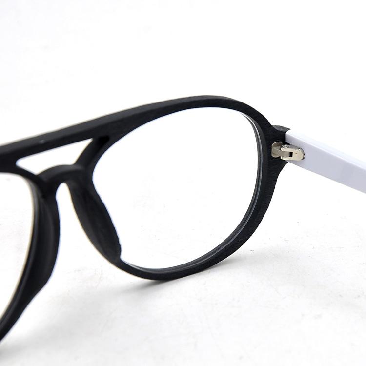Eyeglasses Acetate,Oval Frame For Optical,Double Bridge ...