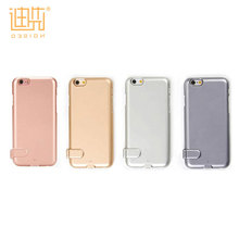 High quality Detachable power bank USB charging phone case thin battery case for iPhone
