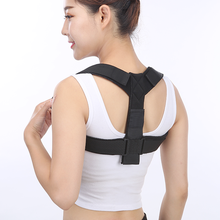 Posture Corrector Back Support Brace for Children Adults Adjustable Orthopedic Support Belt Brace Adjustable Clavicle Brace