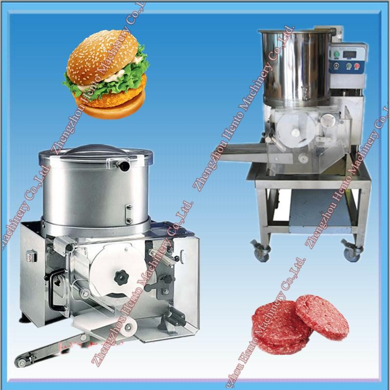 China Electric Automatic Hamburger Patty Forming Machine