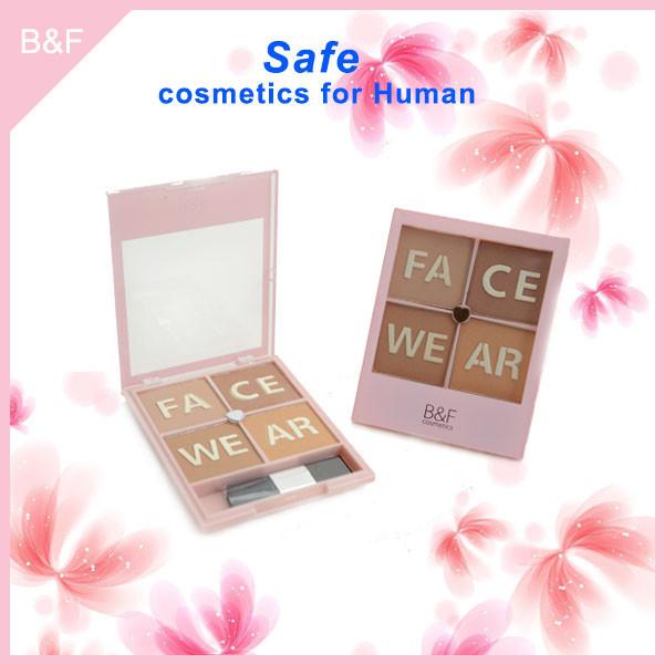 B&F Makeup Blusher Kiss Beauty Blusher